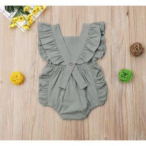 Other - Baby summer bloomers romper jumpsuit onesie jumper